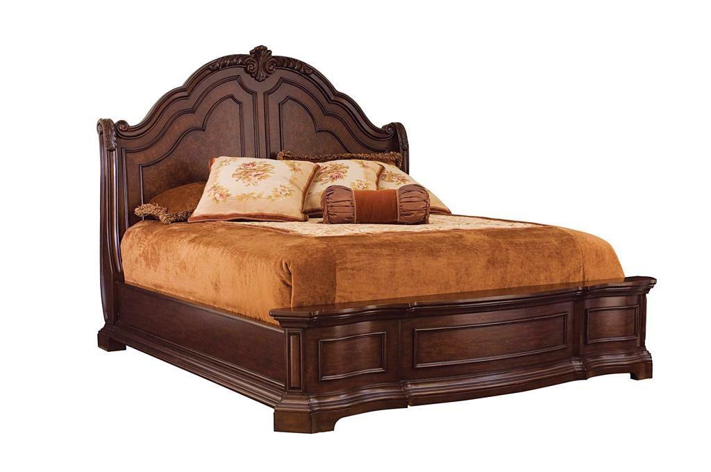 Edington Queen Sleigh Bed